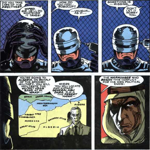 RoboCop #5-Prepped For A Different Kind Of Crime-Fighting!