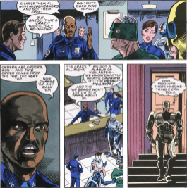 RoboCop #9-Let These Wannabe Heroes Go!