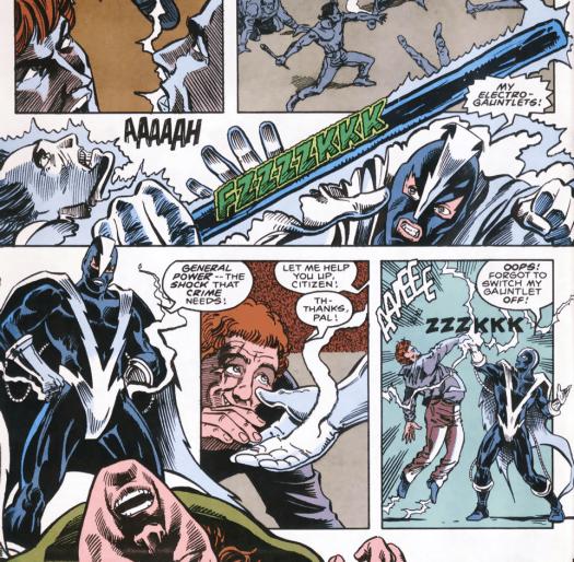 RoboCop #9-Shocking Justice!