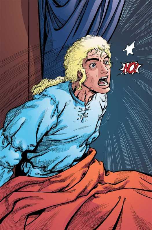 Castlevania-B.L. #1-It Was All A Dream!