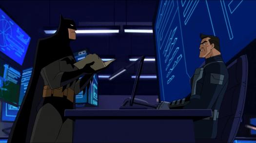 Batman-Information Required!
