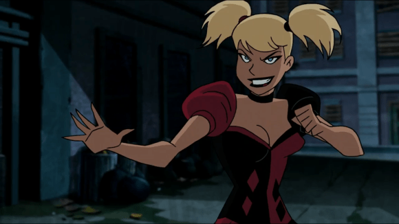 Harley Quinn-Ready To Throw, Butt-Munch!.png