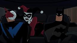 Harley Quinn-Stop The Car!