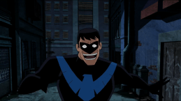 Nightwing-I Can't Stop Laughing!