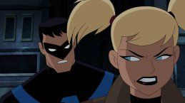 Nightwing-We Need Your Help, Harley!