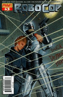 Dynamite's RoboCop #5!