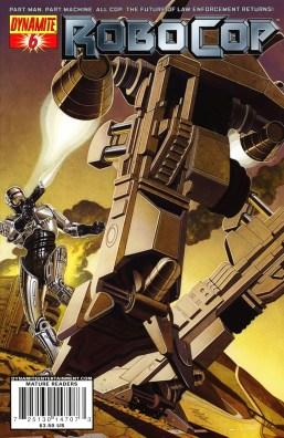 Dynamite's RoboCop #6!
