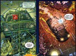 Frank Miller's RoboCop #1-Crime Spotted!