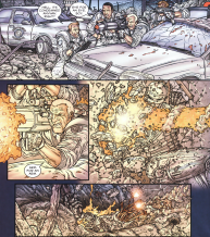 Frank Miller's RoboCop #3-How Disarming!