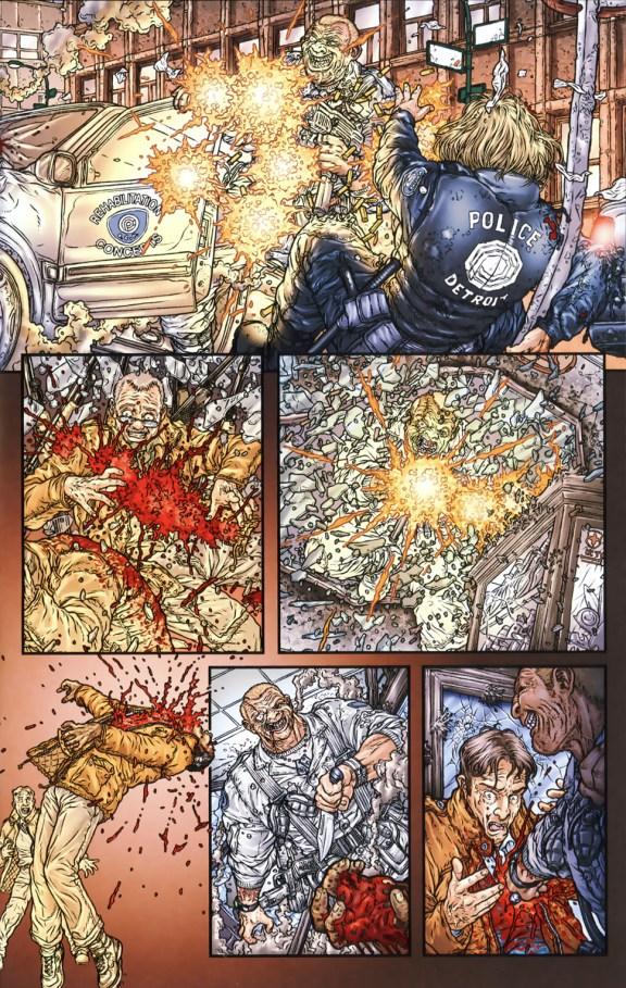 Frank Miller's RoboCop #3-Power Abuse!