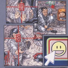 Frank Miller's RoboCop #6-Stand Down, RoboCop 2!