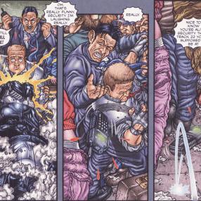 Frank Miller's RoboCop #6-We've Lost Control!