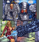 Frank Miller's RoboCop #7-I'm More Human Than You Think!
