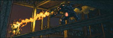 Frank Miller's RoboCop #9-Under Heavy Fire!