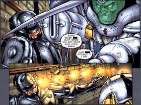 RoboCop-Killing Machine-Robo-Struggle!