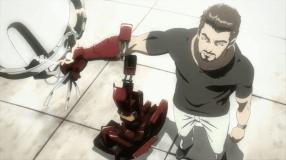 Iron Man-Hands Off, S.H.I.E.L.D.!