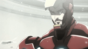 Iron Man-If Your Father Was Here To See You, Zeke!