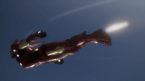 Iron Man-Keep Up, Ol' Friend!