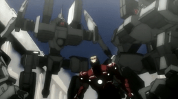 Iron Man-Mechanized Melee!