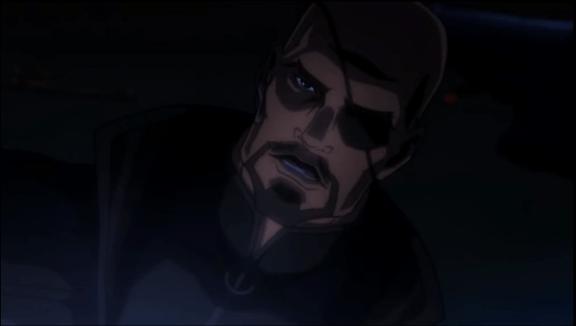 Nick Fury-Let's Talk, Frank!