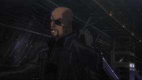 Nick Fury-Prepare For Our Alpha Strike!
