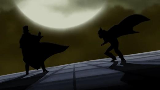 Batman-Airborne Combat!