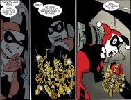 Harley Quinn & Batman #2-Come To Mama!