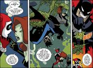 Harley Quinn & Batman #5-Friction Amongst Friends!