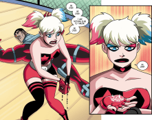 Batman & Harley Quinn #7-There Goes My Plan!