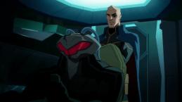 Count Vertigo-We're Making Progress, Black Manta!