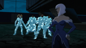 Killer Frost-Stay Put, Former Teammates!