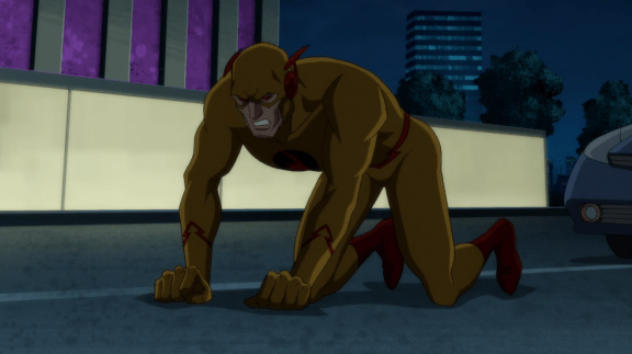 Reverse-Flash-I Failed!