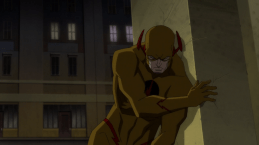 Reverse-Flash-Not At Top Speed!