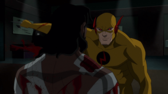 Reverse-Flash-The Final Cutline!
