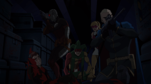 Suicide Squad-We're In!