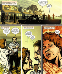 Die Hard-Year One #1-Russ Is Rough!