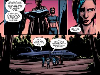 Suicide Squad #10-We've Arrived On A Rough Foundation!