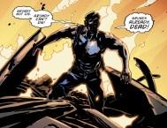 Suicide Squad #11-The Ultimate Undead Machine!