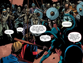 Suicide Squad #9-Us Vs. The Undead!