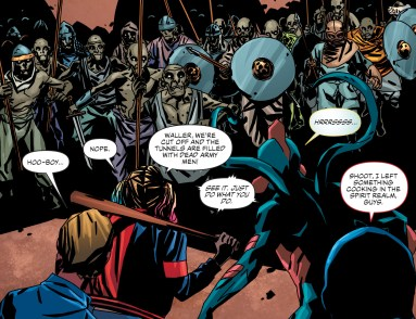 Suicide Squad #9-Us Vs. The Undead!