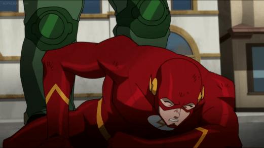 Flash-Crashed & Burned!
