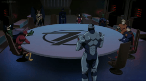 Justice League-Official Meeting!