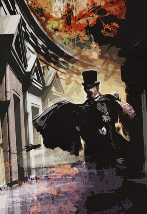 Dracula's Revenge #2 Cover!