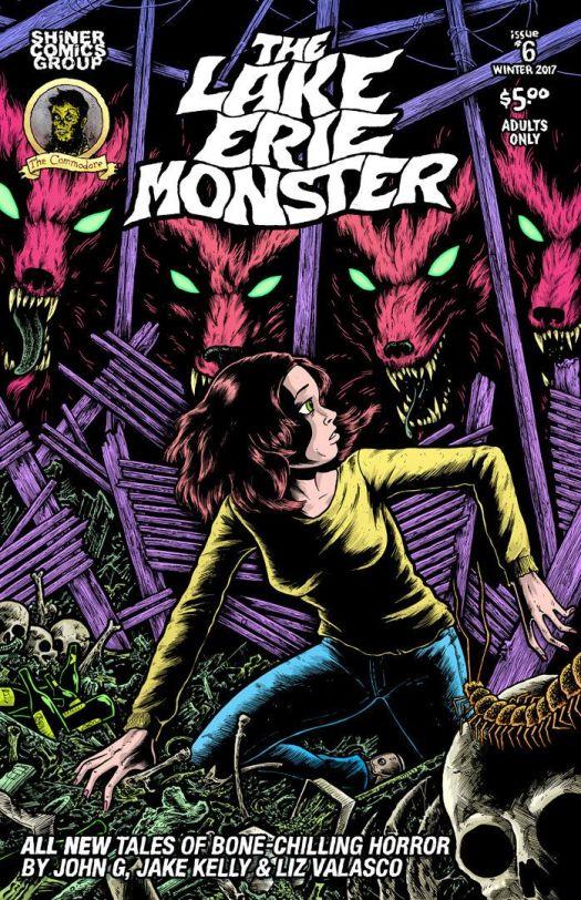 Lake Erie Monster #6!