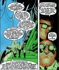 Alpha Flight #17-Hidden Chat With Huxley!