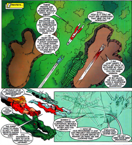 Alpha Flight #17-Take Flight & Hunt The Monster Down!