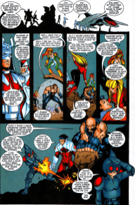 Alpha Flight #17-Team Up & Help Out!