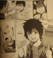 BH6, Vol. 1- Brothers-In-Arms Learning!