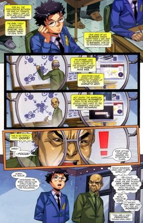 Big Hero 6 #1-My Super Teaching!