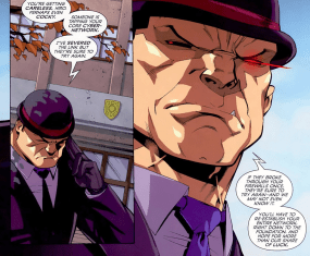 Big Hero 6 #1-Protecting Hiro's Back, Even In Cyber Space!